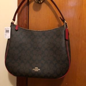 New with tags. Coach purse.